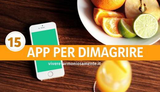 app-per-dimagrire