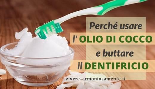 Olio di cocco per i denti come usarlo per lavarli e perch fa bene - Olio di cocco cucina ...