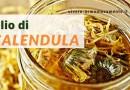Olio di Calendula per Infiammazioni, Irritazioni, Ferite e Pelle Secca