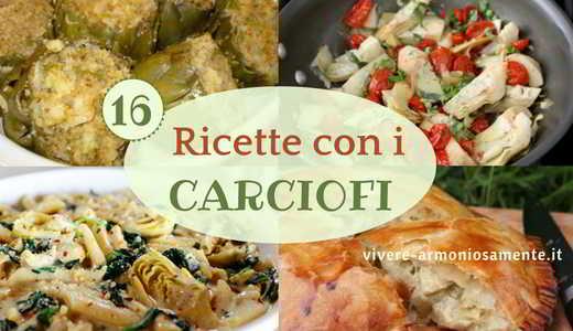 Ricette con carciofi 16 idee per cucinare i carciofi for Ricette con carciofi