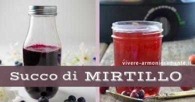 Proprietà del Succo di Mirtillo Nero e Mirtillo Rosso