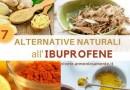 7 Naturali Alternative all'Ibuprofene per Calmare il Dolore