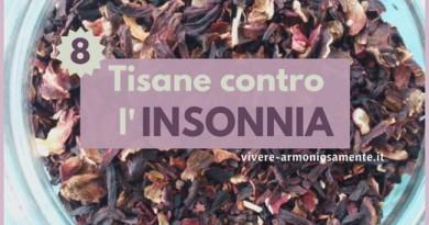 8 Ricette di Tisane per Dormire Bene la Notte