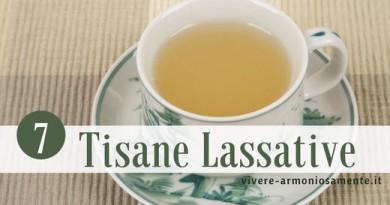 7 Tisane Lassative Contro la Stitichezza