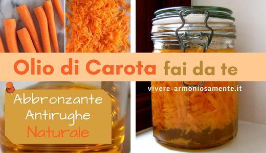 olio-di-carota-fai-da-te