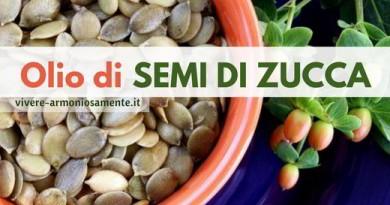 Olio di Semi di Zucca per Prostata e Glicemia Alta: Proprietà e Ricette