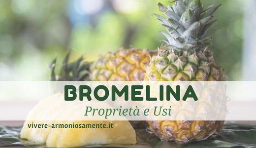bromelina-proprieta