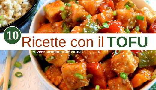 Ricette con Tofu: 10 Buonissime Idee per Cucinare il Tofu