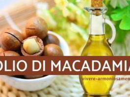 olio di macadamia proprietà