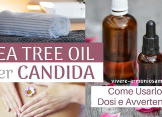 tea tree oil per candida