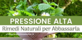 pressione alta rimedi naturali