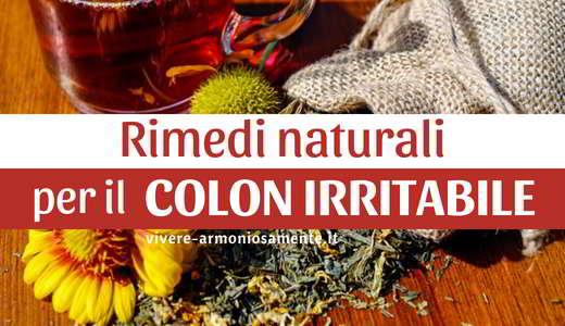 rimedi per il colon irritabile