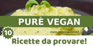 purè vegan ricette
