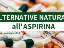 aspirina naturale alternativa