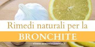 rimedi naturali per la bronchite