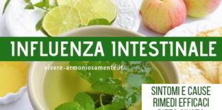 influenza intestinale sintomi rimedi