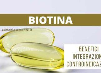 Biotina-proprieta