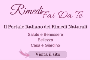 Rimedi Fai Da Te